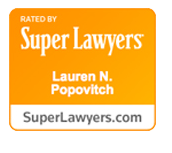 Lauren Popovitch, Super Lawyers