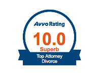 Avvo Top Attorney - Divorce