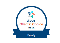 Avvoe Family Law Clients Choice