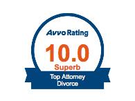 Avvo Top Attorney - Divorce